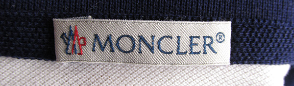 MONCLER モンクレール ポロシャツ