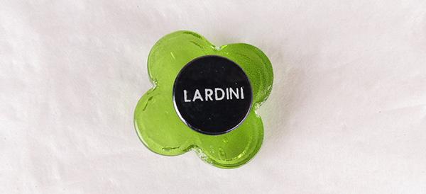 LARDINI ラルディーニ CNBOX04 ガラス製 ブートニエール
