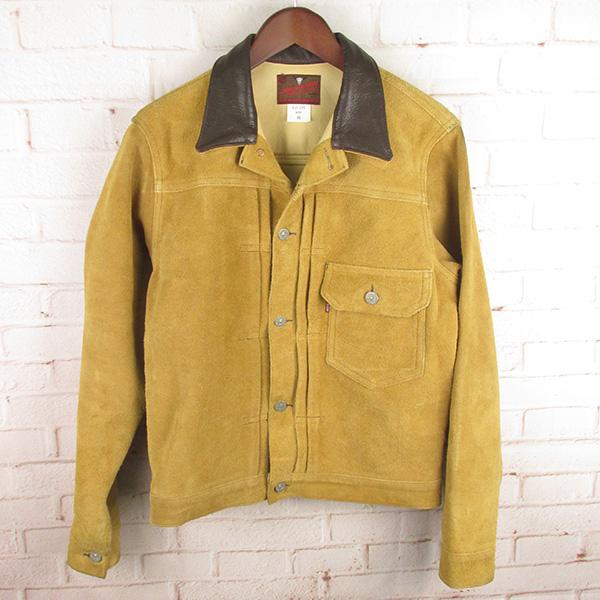 リアルマッコイズ Southern Drovers Jacket スエードジャケット