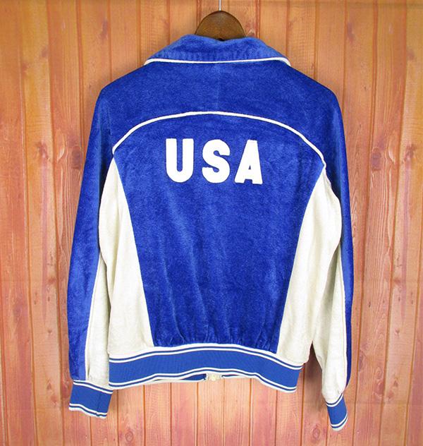 リーバイス 1984年 ロサンゼルス オリンピック 公式ジャージ USA