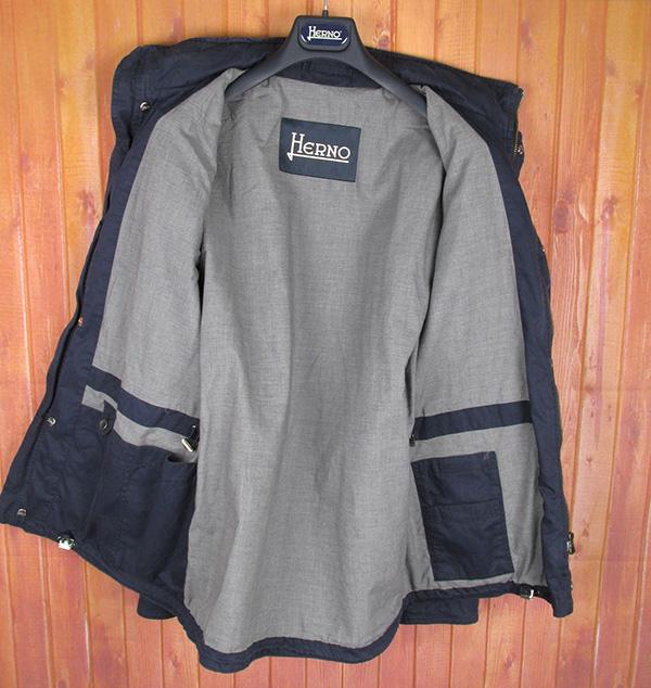HERNO ヘルノ M-65 フィールドジャケット