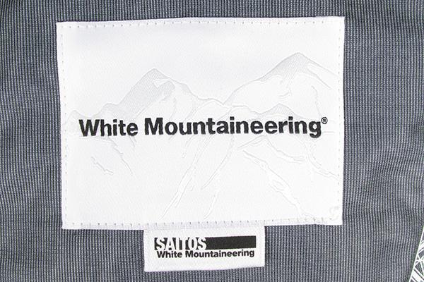 ホワイトマウンテニアリング WM1971203 SAITOS 3L RAGLAN PARKA マウンテンパーカー