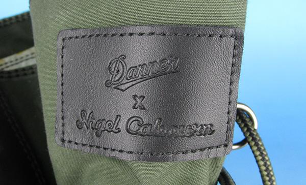 Nigel Cabourn×DANNER ナイジェルケーボン ダナー 36710 ジャングルブーツ