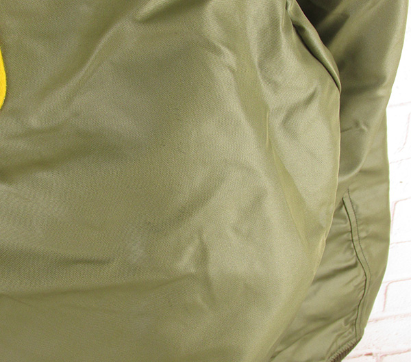 TOYS McCOY トイズマッコイ L-2 テストサンプル トム&ジェリー フライトジャケット