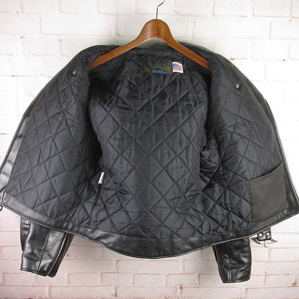 SCHOTT ショット 613H ホースハイド ワンスター ライダースジャケット