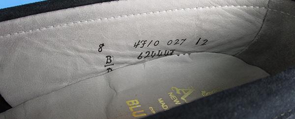 Alden オールデン BLU JE BLU byARK 別注 62444F アンライニングローファー