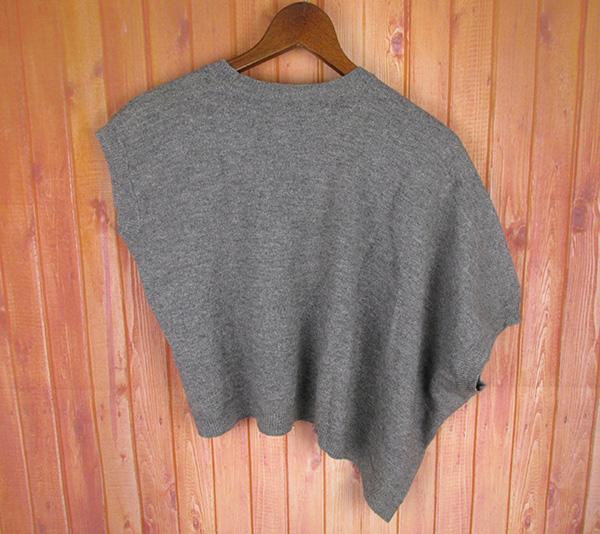 レディース robe de chambre COMME des GARCONS ローブドシャンブル コムデギャルソン AD1996 変形 セーター