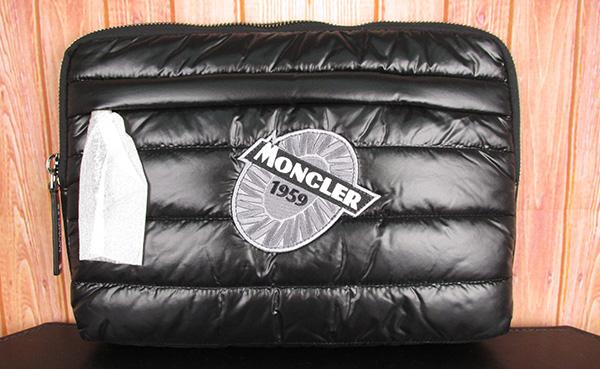 MONCLER モンクレール ラップトップケース クラッチバッグ