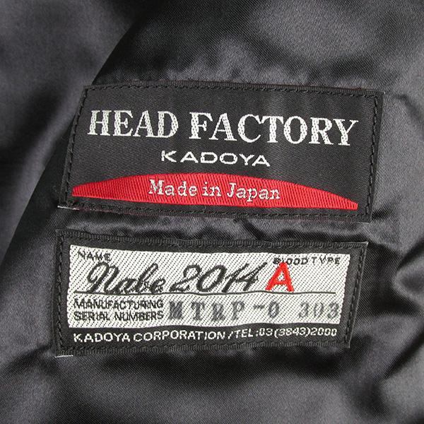 KADOYA カドヤ MERIDEN ライダースジャケット