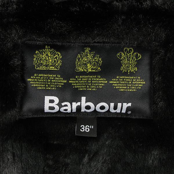 BARBOUR バブアー SLビデイル ジャケット オイルドコットン パイルライニング