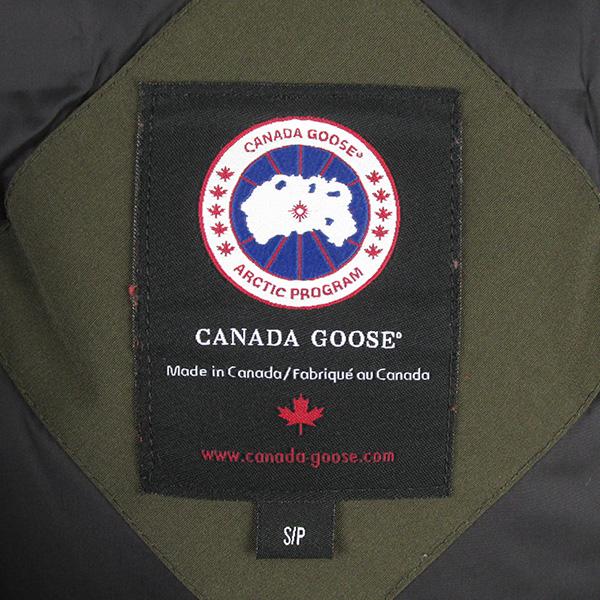 CANADA GOOSE カナダグース ジャスパー ダウンジャケット 3438JM