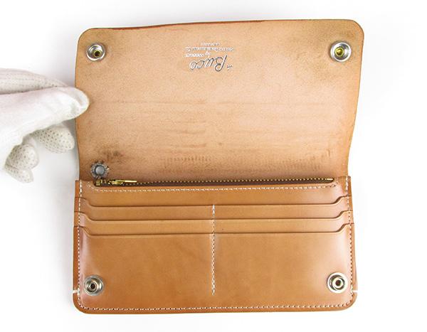 リアルマッコイズ Buco BA15001 コードバン ロングウォレット 長財布