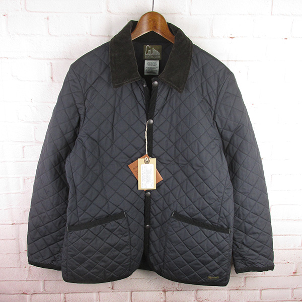 COLIMBO コリンボ ZS-0145 Utica Burn Quilted Jacket ジャケット
