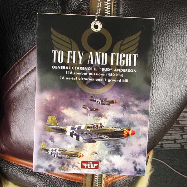 THE FEW フュー B-3 フライトジャケット