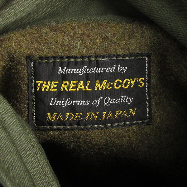 REAL MCCOY'S リアルマッコイズ M-1951 フィールドパーカー MJ17118