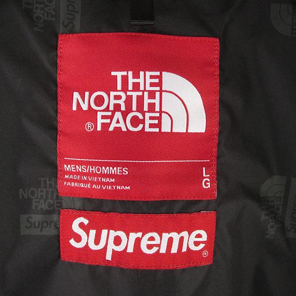 THE NORTH FACE ノースフェイス Supreme シュプリーム np618101 EXPEDITION JACKET ジャケット