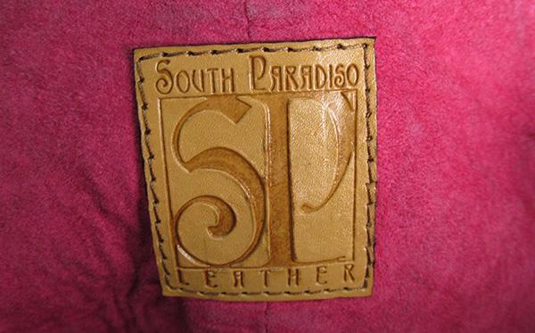 South Paradiso サウスパラディソ レザーバッグ