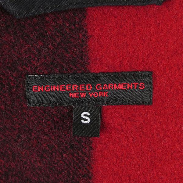 ENGINEERED GARMENTS エンジニアードガーメンツ ウールリッチ マッキーノ クルーザージャケット