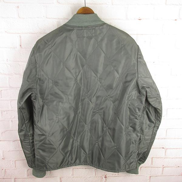 REAL MCCOY'S リアルマッコイズ MJ16114 CWU-9/P ライニングジャケット