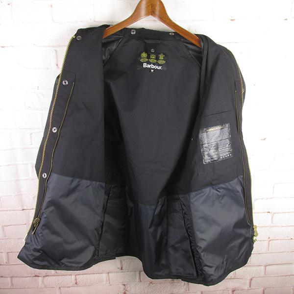 BARBOUR バブアー ブラックウォッチ SL ビデイル オイルドコットン ジャケット