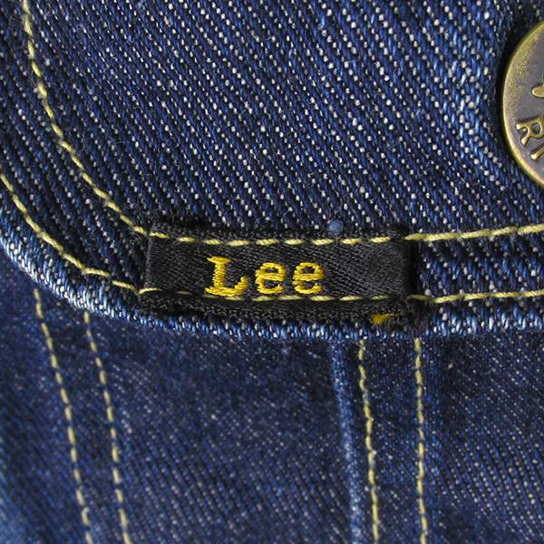 ビンテージ 1950's Lee リー 101-J デニムジャケット ジージャン 赤タグ
