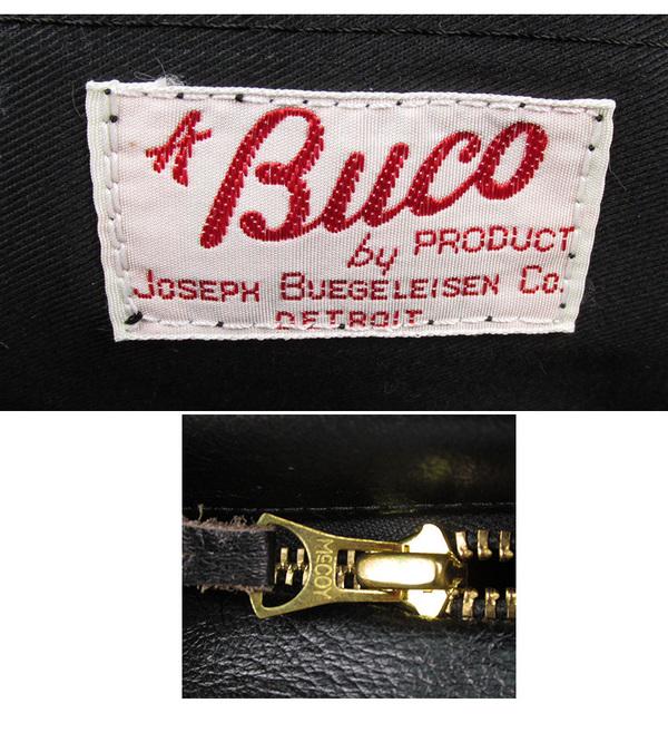THE REAL McCOY'S リアルマッコイズ BUCO ホースハイド ボディバッグ ショルダーバッグ