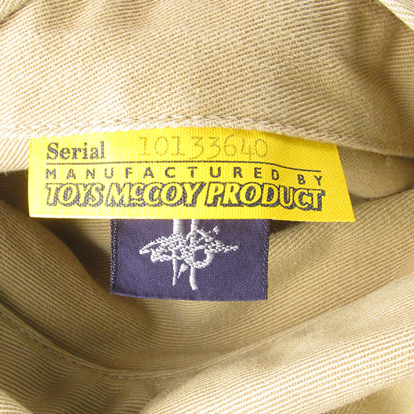 TOYS McCOY トイズマッコイ ユーティリティジャケット フィリックス TMJ1106
