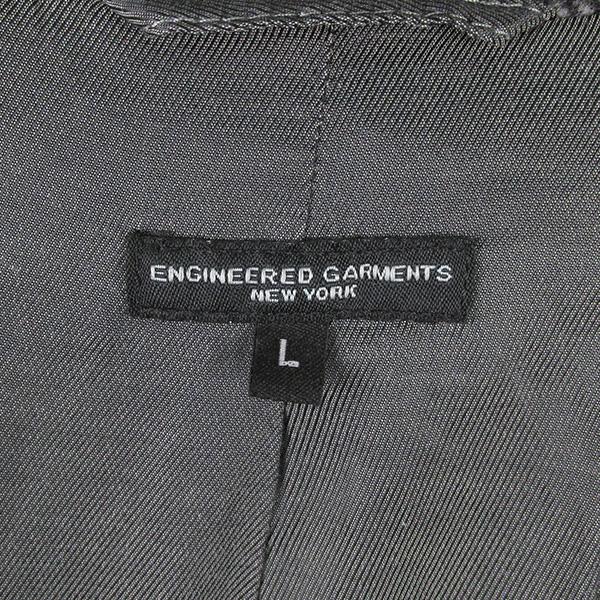 ENGINEERED GARMENTS エンジニアードガーメンツ ウール ツイードジャケット