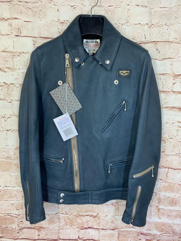 REAL McCOY'S×Lewis Leather(リアルマッコイズ×ルイスレザー)のサイクロン441T、ライダースジャケット