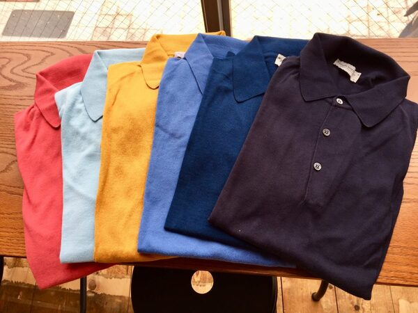 JOHN SMEDLEY(ジョンスメドレー)のシーアイランドコットン ポロシャツ