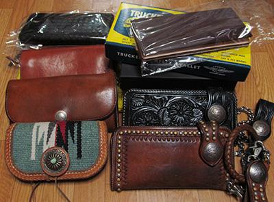 財布が多数…..入荷しました。