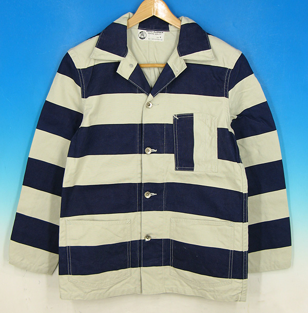 神戸ロードランナー 囚人 プリズナージャケット