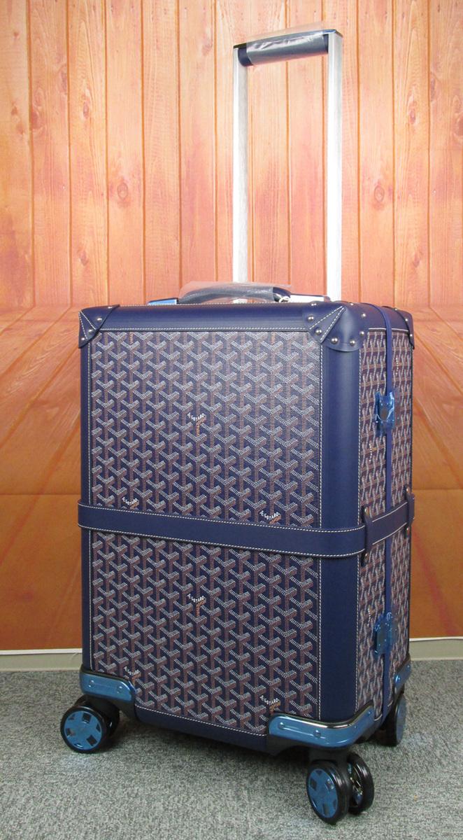 ゴヤール ブルジェPM スーツケース