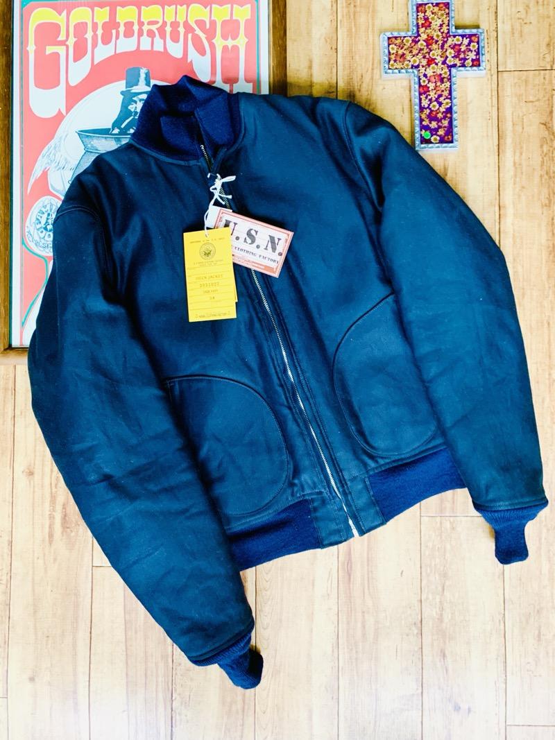 フリーホイーラーズのデッキジャケットの買取実績