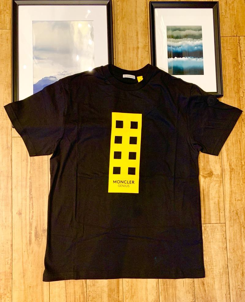 モンクレール ジーニアス Tシャツ
