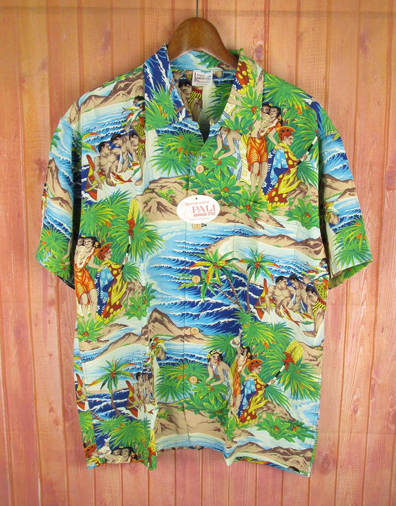サンサーフのアロハシャツ SS37862 FESTIVALの買取実績