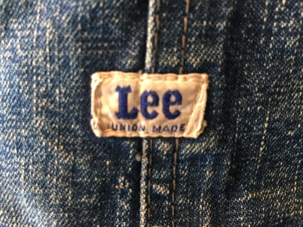 40'S~50'S Lee 91-LJ カバーオール を買取しました!