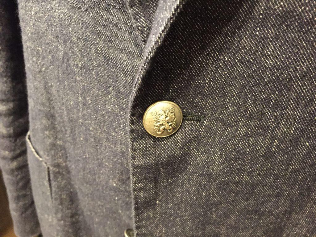LARDINI ラルディーニ デニムジャケットを買取