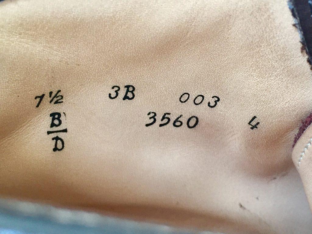 ALDEN MICHIGANBOOTS 3560 オールデン ミシガンブーツを買取