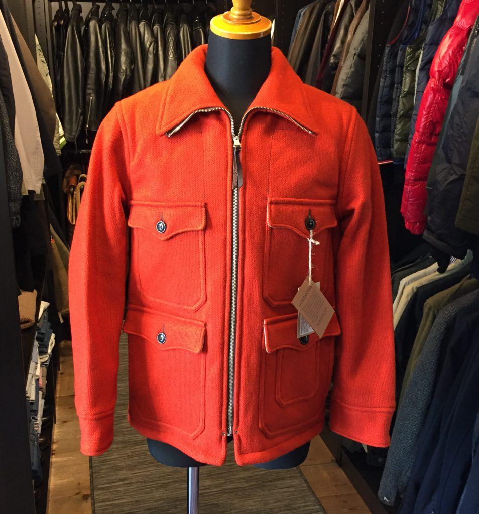 COLIMBO BIG TIMBER STAG COAT コリンボ ビッグティンバースタッグコートを買い取りしました!