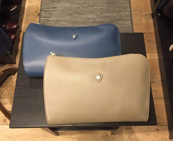CHAMBORD SELLIER シャンボードセリエ ANGERS PETIT LAGUN CH340 クラッチバッグを買取しました。