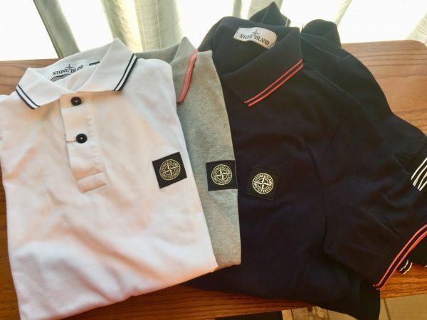 STONEISLAND ストーンアイランド ポロシャツの買取のご紹介です!