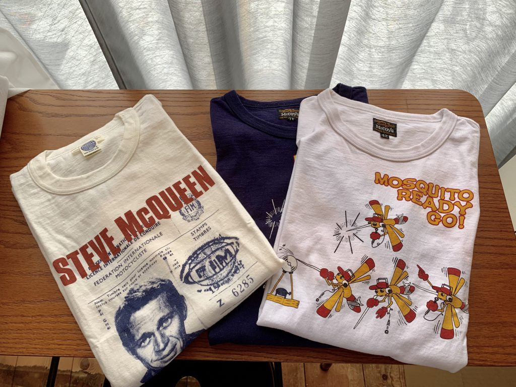 REAL McCOY'S リアルマッコイズ Tシャツ