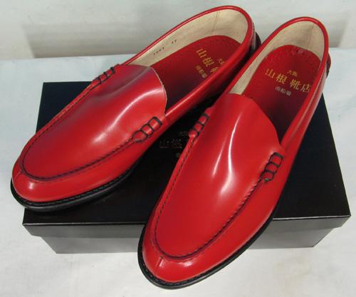 エヴィス 山根靴店 YK-1001 スリッポンが入荷しました