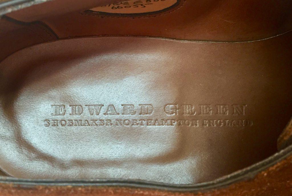 EDWARD GREEN HOLBORN エドワード・グリーン ホルボーン ラスト888