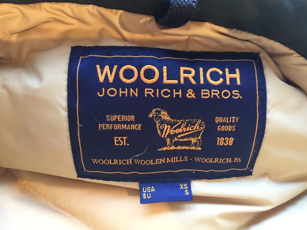 WOOLRICH ウールリッチ アークティックパーカー