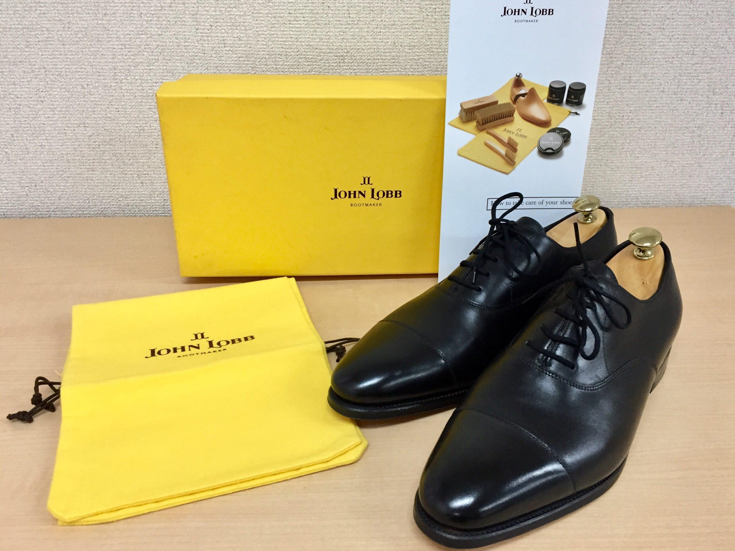 「革靴の王様」ジョンロブ