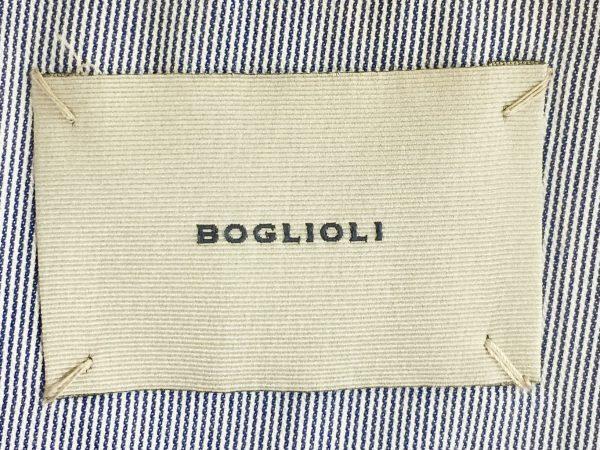 BOGLIOLI DOVER ボリオリ ドーヴァー 段返り 3つボタン ジャケット
