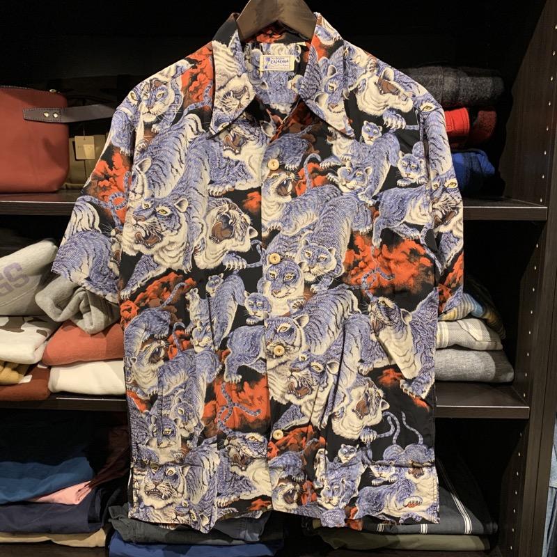 サンサーフ アロハシャツ ハワイアンシャツ