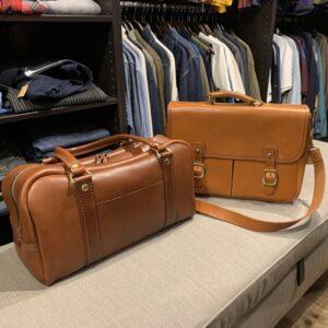 HERZ(ヘルツ)のレザーバッグを大量に買取りしました!